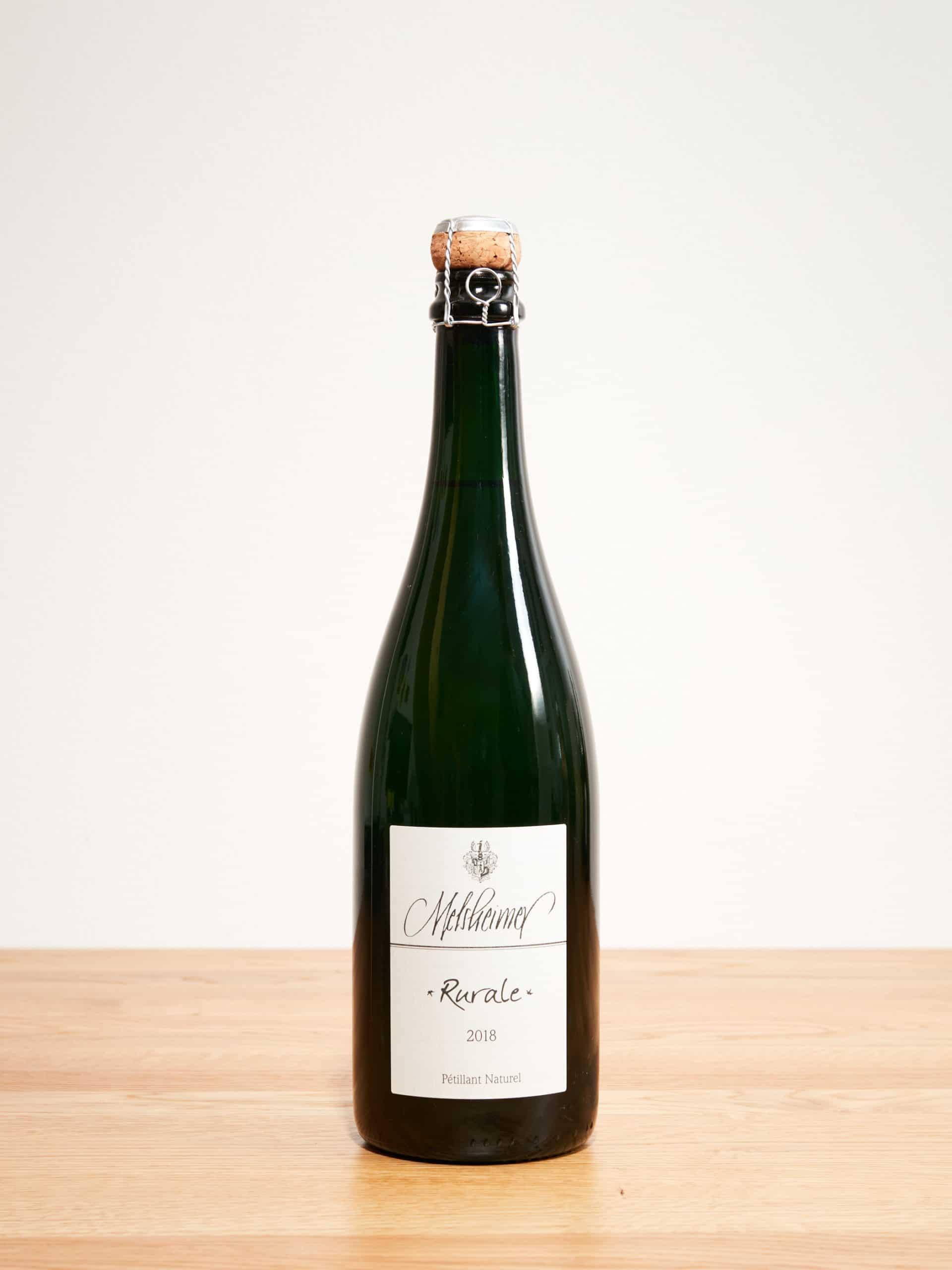 Melsheimer - Rurale Riesling PétNat 2018