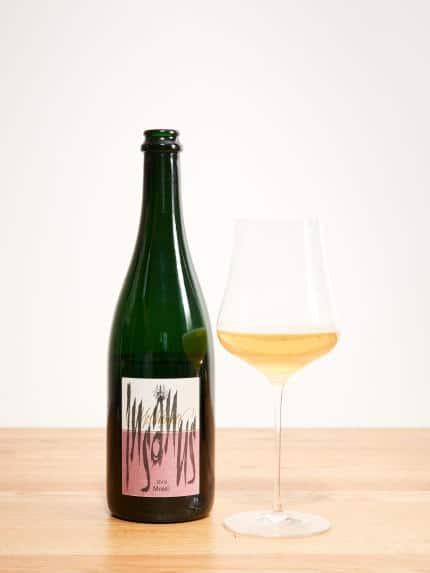 Melsheimer – Insanus PinotNoir Riesling PetNat 2019